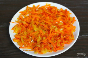 Литовский салат - фото шаг 4