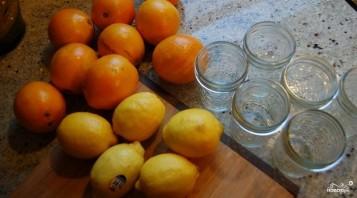 Апельсиновый джем - фото шаг 1