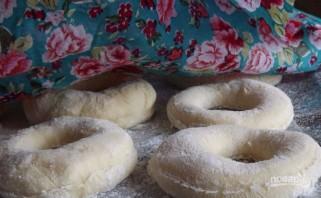Тесто для пончиков - фото шаг 7