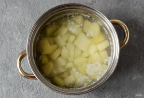 Котлеты из картофеля и гороха - фото шаг 2
