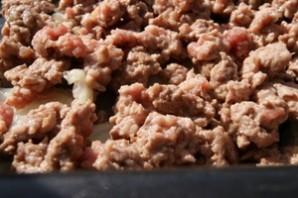 Лазанья из кабачков с фаршем - фото шаг 1