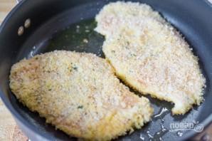 Куриное филе в сырной панировке - фото шаг 5
