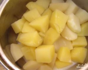 Шанежки с картошкой - фото шаг 6