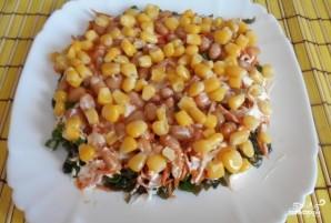 Салат из морской капусты с морковью - фото шаг 9