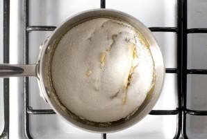 Браунис соленой карамелью - фото шаг 1