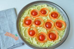 """Пицца овощная """"Для себя любимой"""" - фото шаг 6"""