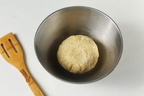 Творожное печенье на сковороде - фото шаг 6