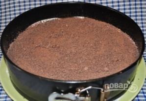 Пирог с вишней и маскарпоне - фото шаг 8
