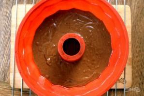Шоколадный чайный пирог - фото шаг 7