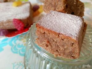 Постный пирог из каркаде - фото шаг 8