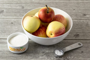 Яблочный сок - фото шаг 1