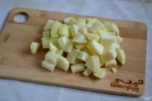 Салат с грейпфрутом - фото шаг 3