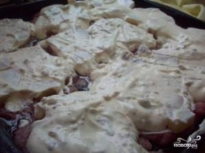 Ананасы со свининой - фото шаг 2