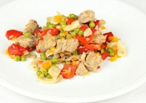 Телятина тушеная с овощами - фото шаг 5