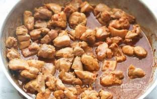 Курица с бурбоном - фото шаг 5