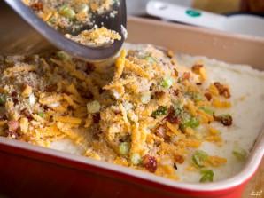 Картофельная запеканка со сливками - фото шаг 3