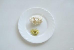 Башенки из кабачков и баклажанов - фото шаг 6