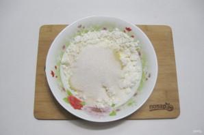 Запеканка из тыквы в мультиварке - фото шаг 5