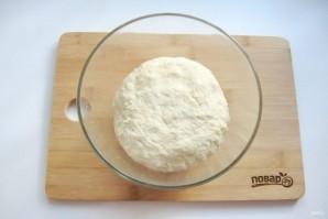 Духовые пирожки с грибами и рисом - фото шаг 5