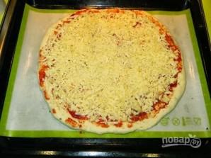 Вкусный рецепт пиццы - фото шаг 7