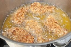 Куриное филе во фритюре - фото шаг 4