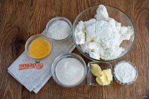 Кокосовые сырники - фото шаг 1