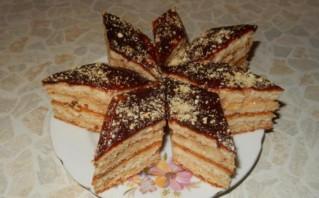 Торт для мужчины - фото шаг 15