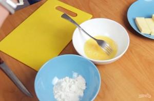 Жареный сыр (горячая закуска) - фото шаг 1