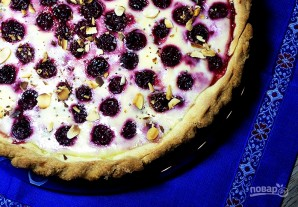 Вишневый тарт - фото шаг 7