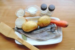 Суп из трески со сливками - фото шаг 1