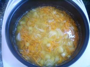Гороховый суп без копченостей - фото шаг 7