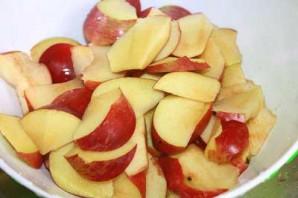 Варенье из яблок без стерилизации - фото шаг 2