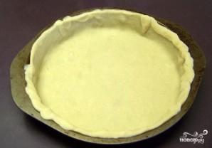 Пирог с творожной начинкой - фото шаг 1