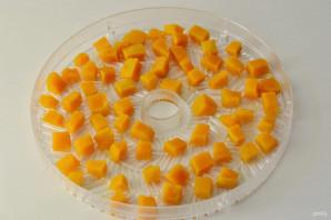 Цукаты из тыквы без сахара - фото шаг 5