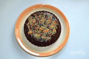 Винный торт - фото шаг 11