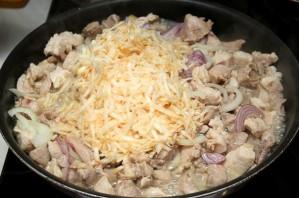 Курица с овощами в горшочке - фото шаг 4