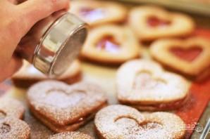 Печенье ко дню Святого Валентина - фото шаг 6