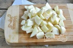 Щи из свежей капусты - фото шаг 2