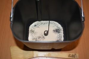 Дрожжевое тесто в хлебопечке - фото шаг 1