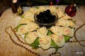 Сырная закуска на чипсах - фото шаг 5