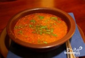 Острый суп харчо - фото шаг 6