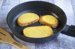 Французские тосты с апельсином и лимонной цедрой - фото шаг 4