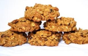 Овсяно-тыквенное печенье - фото шаг 9