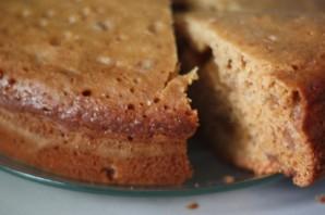Бисквит с вареньем в мультиварке - фото шаг 6