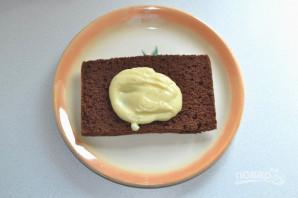 """Торт """"Кофе с молоком"""" - фото шаг 15"""