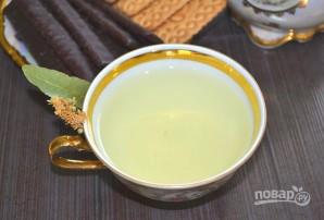 Липовый чай с медом - фото шаг 7
