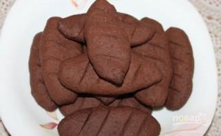 """Шоколадные """"пальчики"""" с орехами - фото шаг 4"""