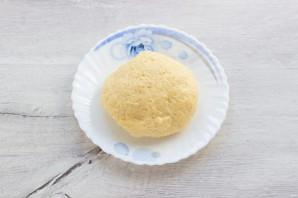 Сырные клецки с клубничным соусом - фото шаг 9
