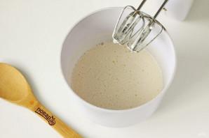 Бисквит с цукатами - фото шаг 2