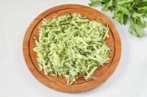 Салат желейный, слоеный - фото шаг 3